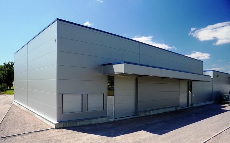 SBEM Etancheite Mayenne 2 Bâtiment Industriel