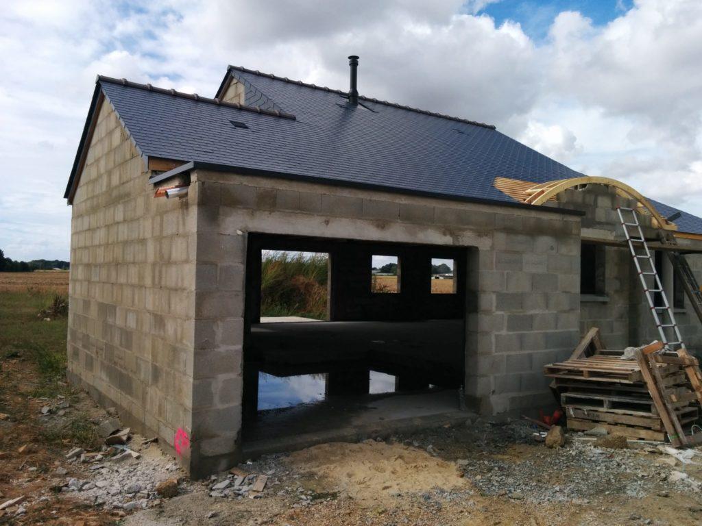 SBEM Etancheite Mayenne Terrasse Pavillon