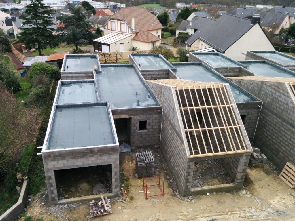 SBEM Etancheite Mayenne Terrasse Support Beton Autoprotegees