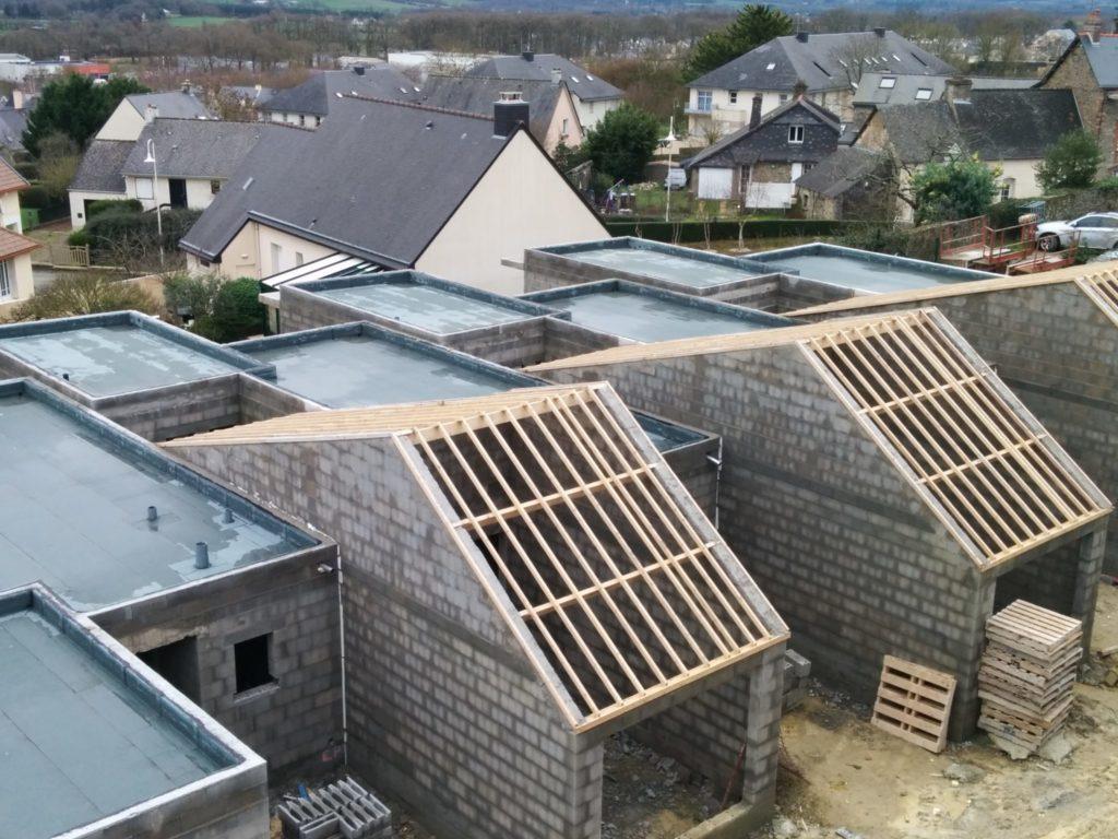 SBEM Etancheite Mayenne Terrasse Support Beton Autoprotegees Guichen